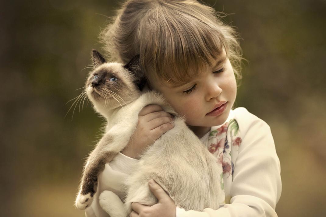 ELENA SHUMILOVA PETS AND KIDS
